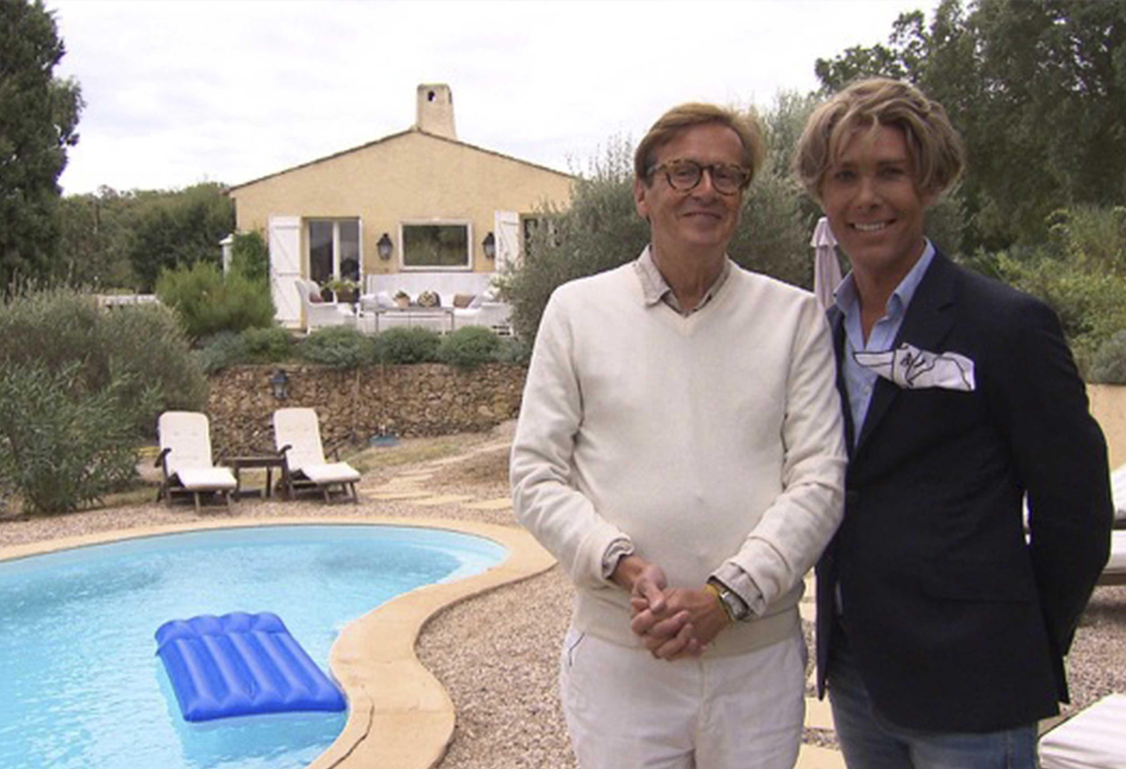 Frank en Rogier - (C) Vincent TV Producties