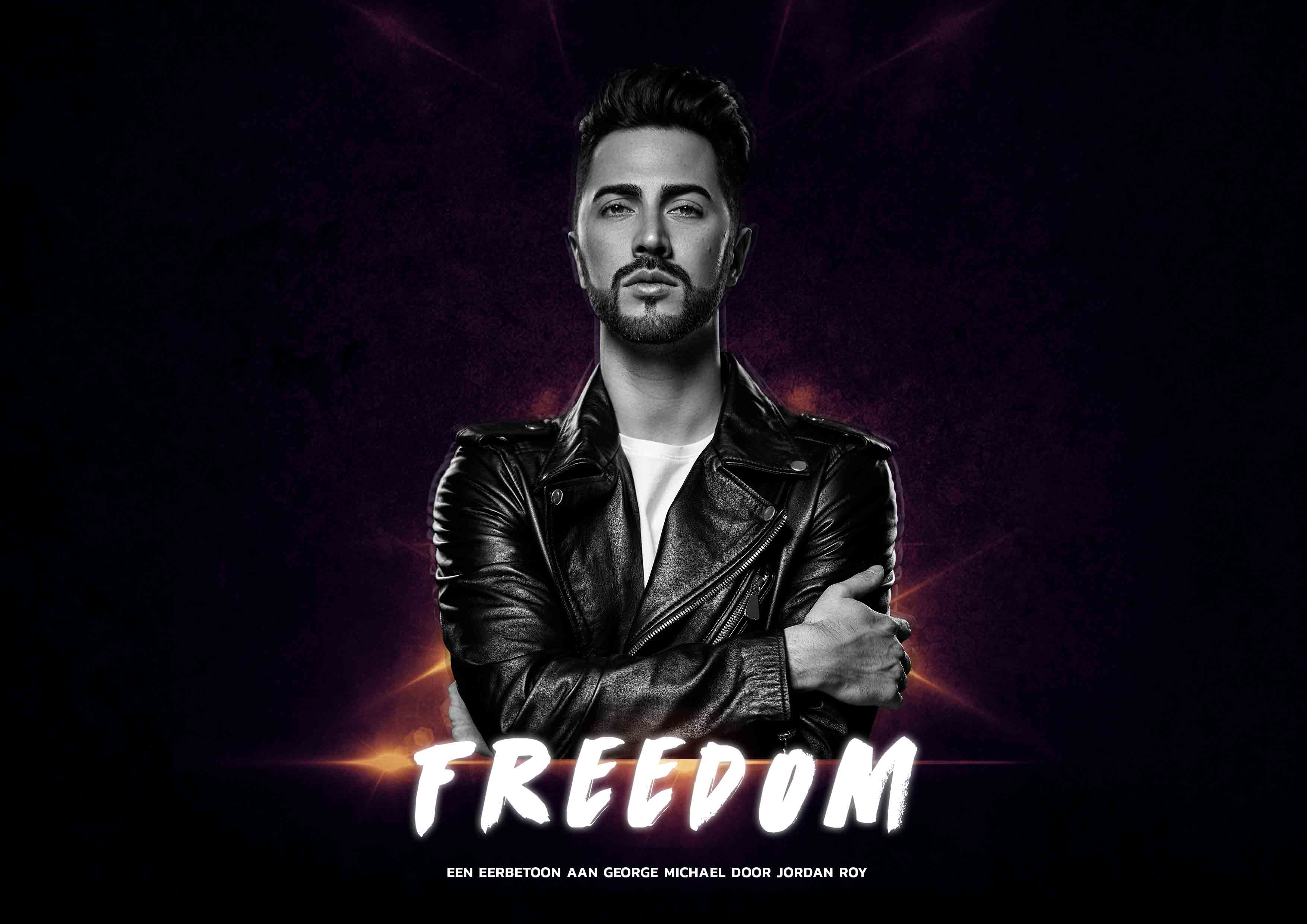 Jordan Roy Freedom Tour